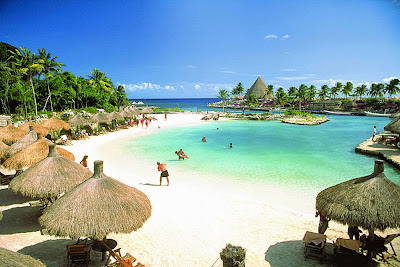 la mejor vista de esta bella playa