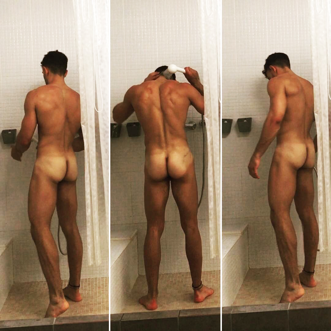 Naked straight male the shower, big tits farm girls