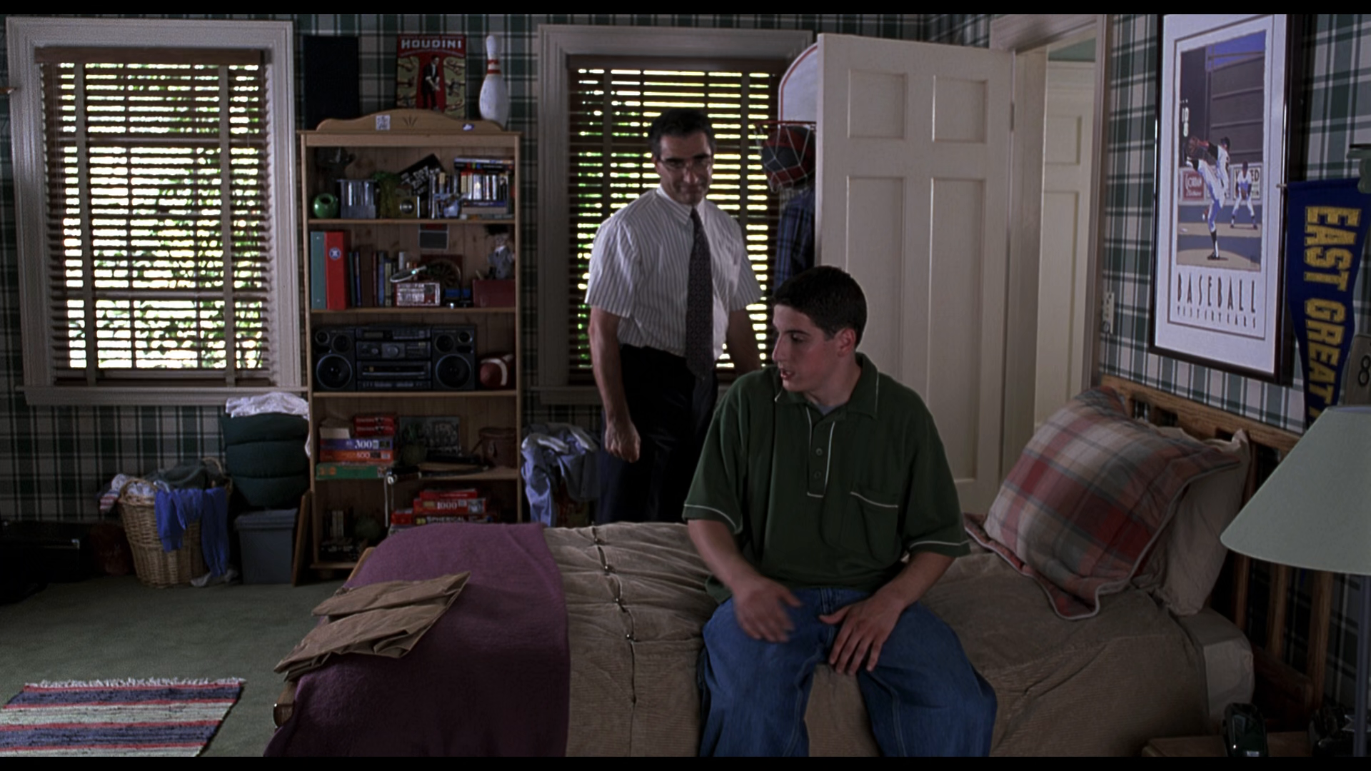 Captura de American Pie (1999) UNRATED 1080p x265 HEVC Latino – Inglés