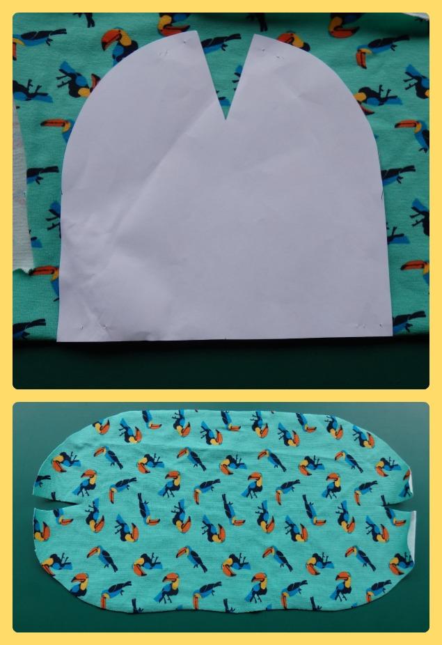 Gratis naaipatroon schoudertas : Lunatiek een babymutsje voor onze nieuwe spruit met