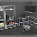 IDBD Stainless Steel Office Set