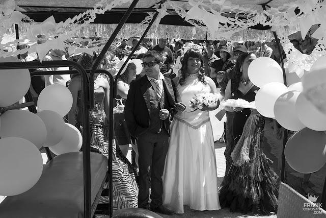 boda en carnaval san martin tilcajete