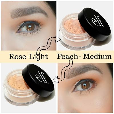 E.L.F Cosmetics Correct & Set Under Eye Powders
