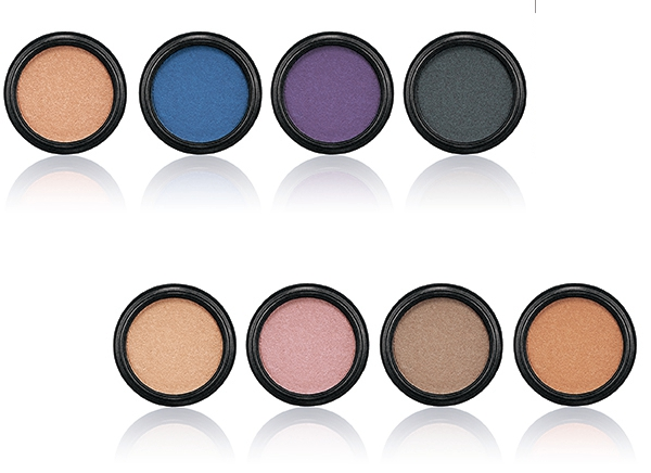 MAC A Novel Romance Electric Cool Eye Shadows