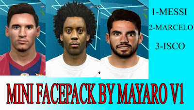 mini facepack v1 by mayaro facemaker