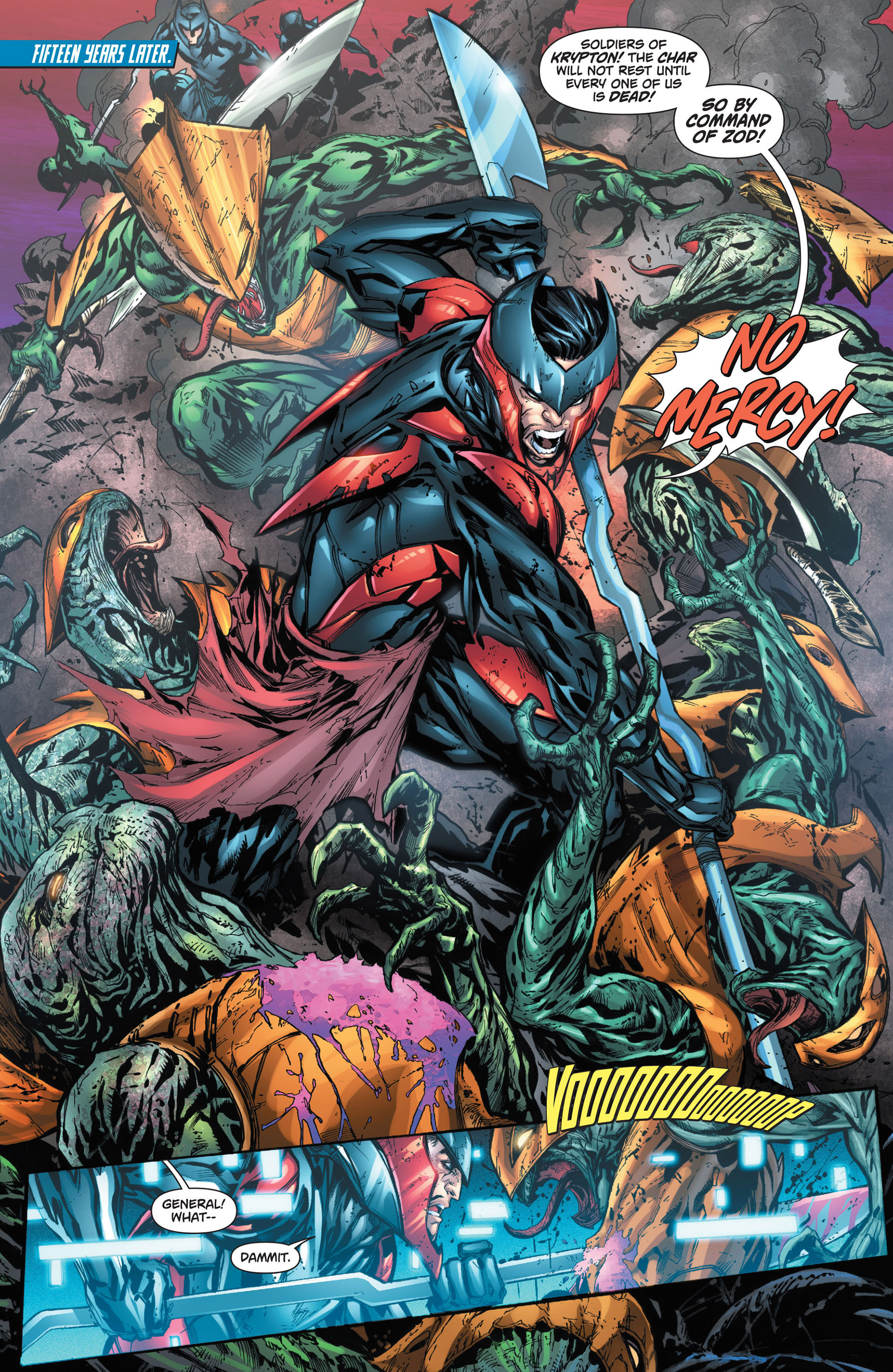 Read online Action Comics (2011) comic -  Issue #23.2 - 8