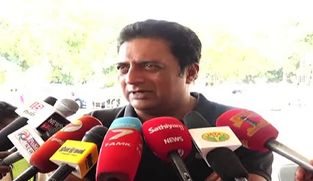 Unsecured film industry – Prakash Raj