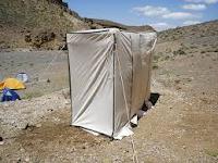 Latrine Tent