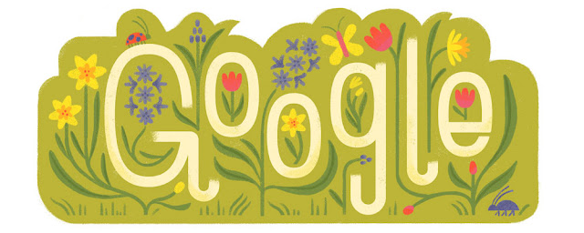 Google Doodle Celebrating Today