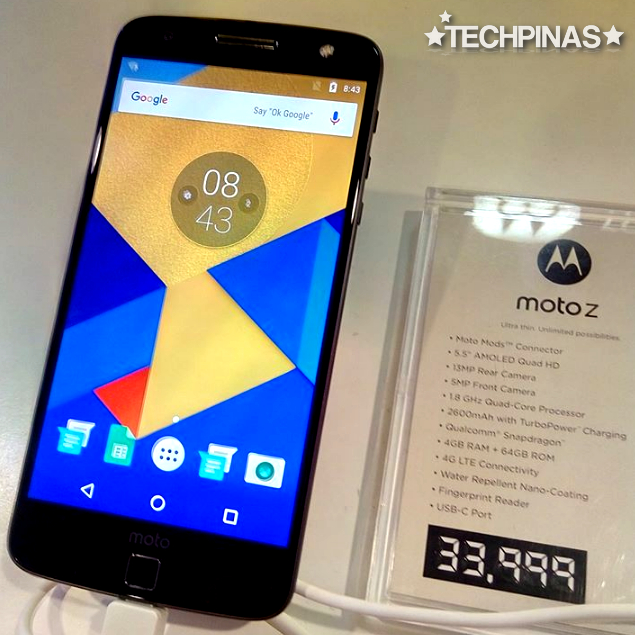 Moto Z Philippines