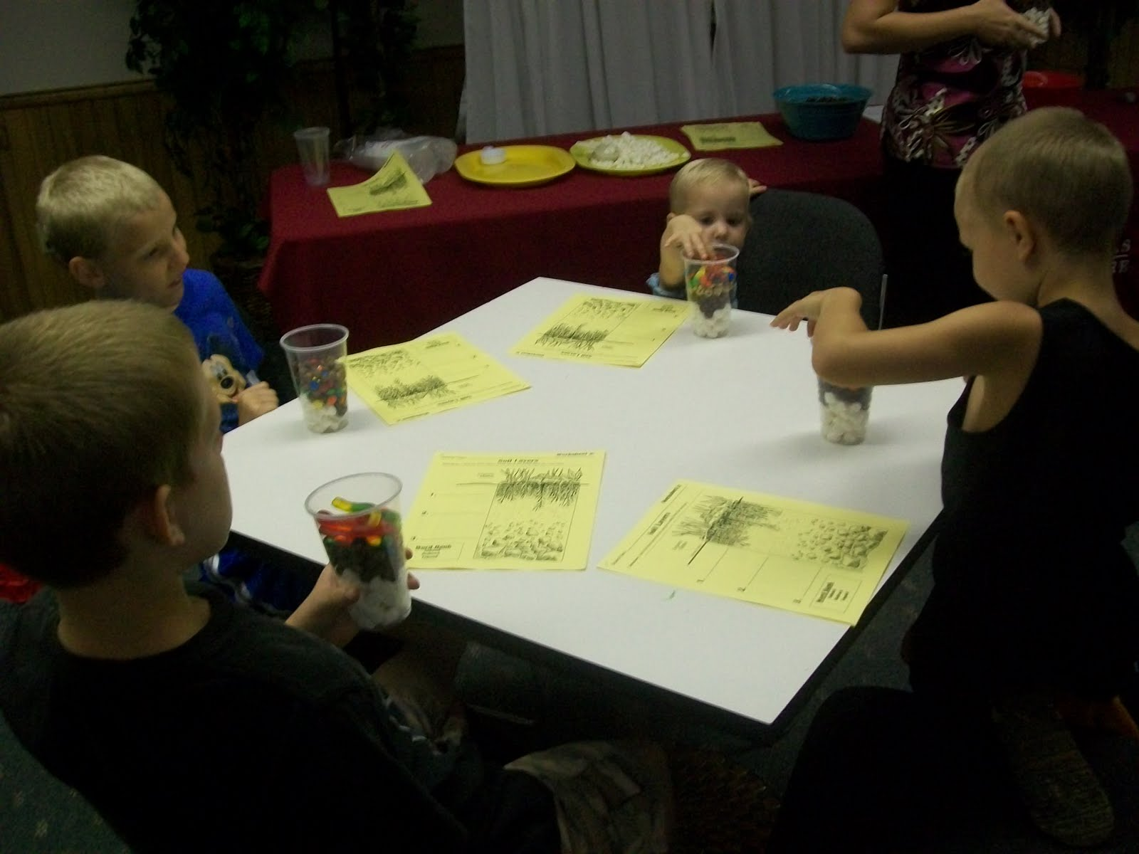 The Happy Homeschool Mom Soil Sammies 4 H Workshop
