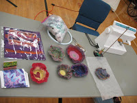 fiber bowl workshop