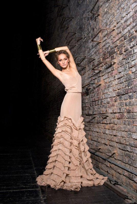 Lindos vestidos de moda | Colección Maria Lucia Hohan