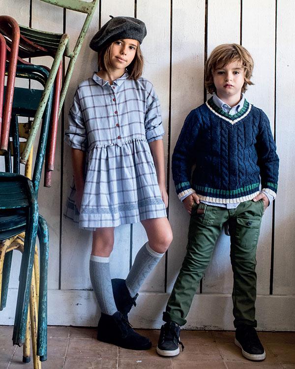 moda infantil invierno 2018 argentina