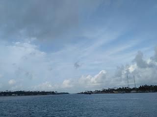 Hari-hari bersama Laut