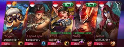 Team 4 Mobile Legends