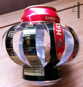 Lanten Tin Minuman