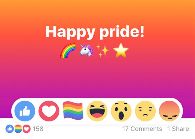 Aprende como activar la banderita  de la comunidad Gay en Facebook