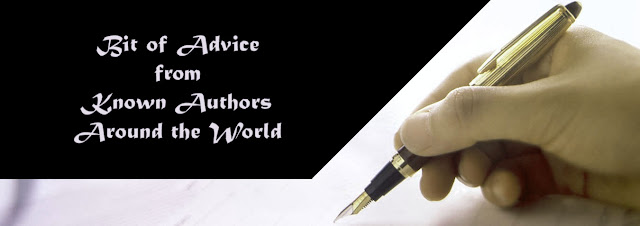 Bit of Advice from Known Authors around the World