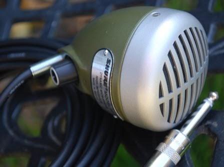 Shure Green Bullet : rex and the bass shure 520dx green bullet harmonica microphone review ~ Hamham.info Haus und Dekorationen