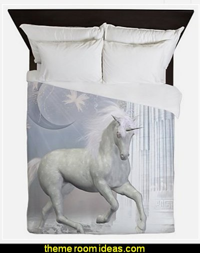 unicorn bedding unicorn duvet unicorn bedding