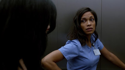 Rosario Dawson Jessica Jones series