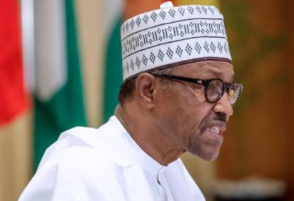 Buhari felicitated with vice president Osinbajo for surviving plane crash