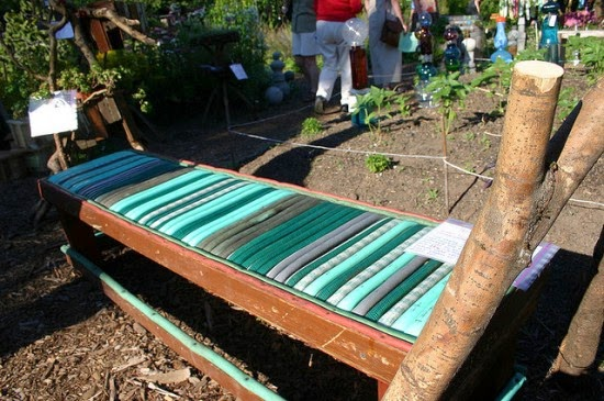 How to Recycle: Reusing Old Water Garden Hoses