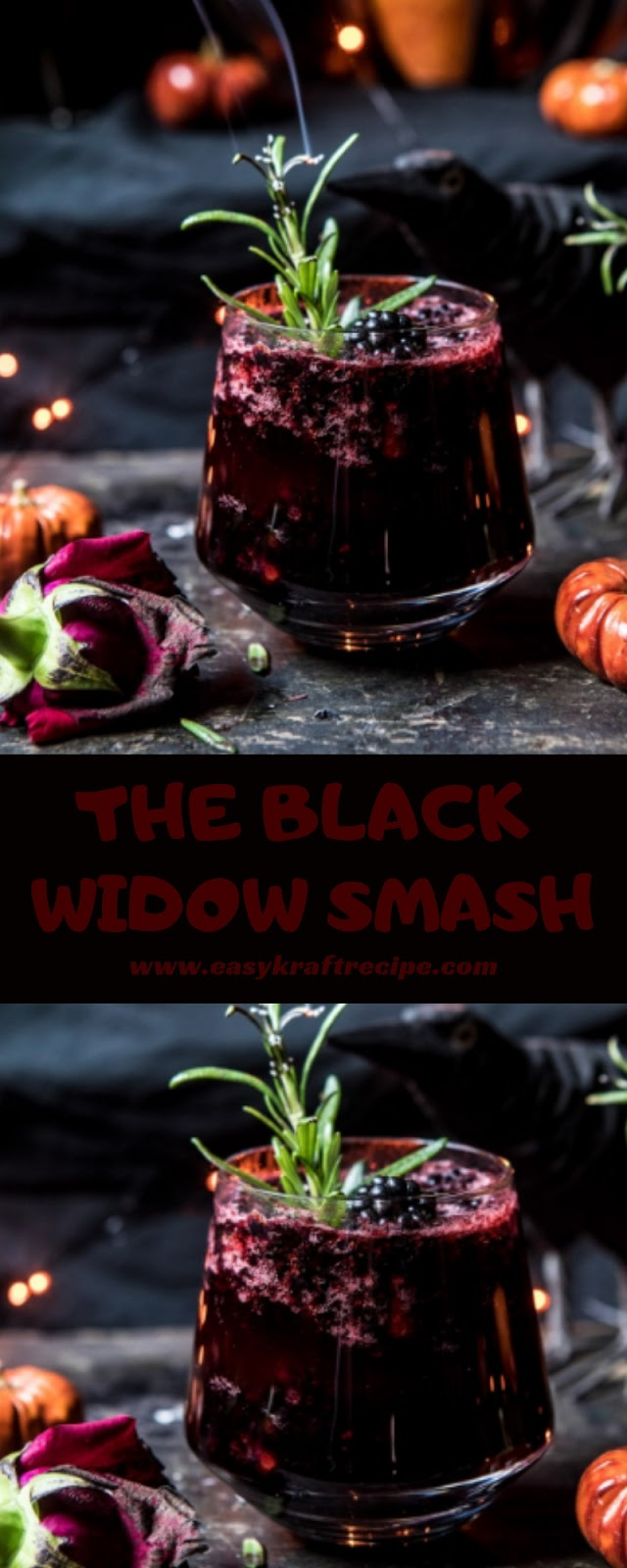 THE BLACK WIDOW SMASH