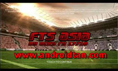 FTS 2018 Asia Liga 1/2/3 & Timnas Indonesia U 22 Sea Games Mod Apk Data by Ocky Ry