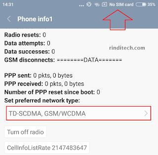Cara Mudah Agar Sinyal 4G Kembali Muncul di MIUI 8 pada Xiaomi Redmi Note 3 Pro (Tanpa Root)