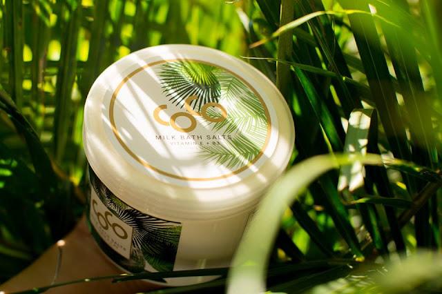 Muối tắm tẩy tế bào chết sữa dừa swhite hủ 500gr