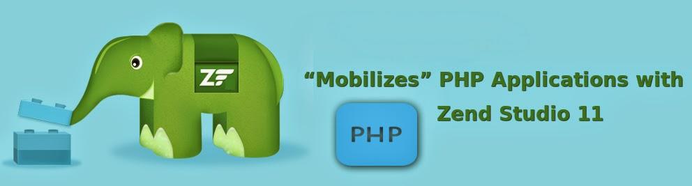 PHP Zend Framework development