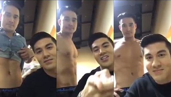 Piolo Pascual and Luis Manzano Video Scandal
