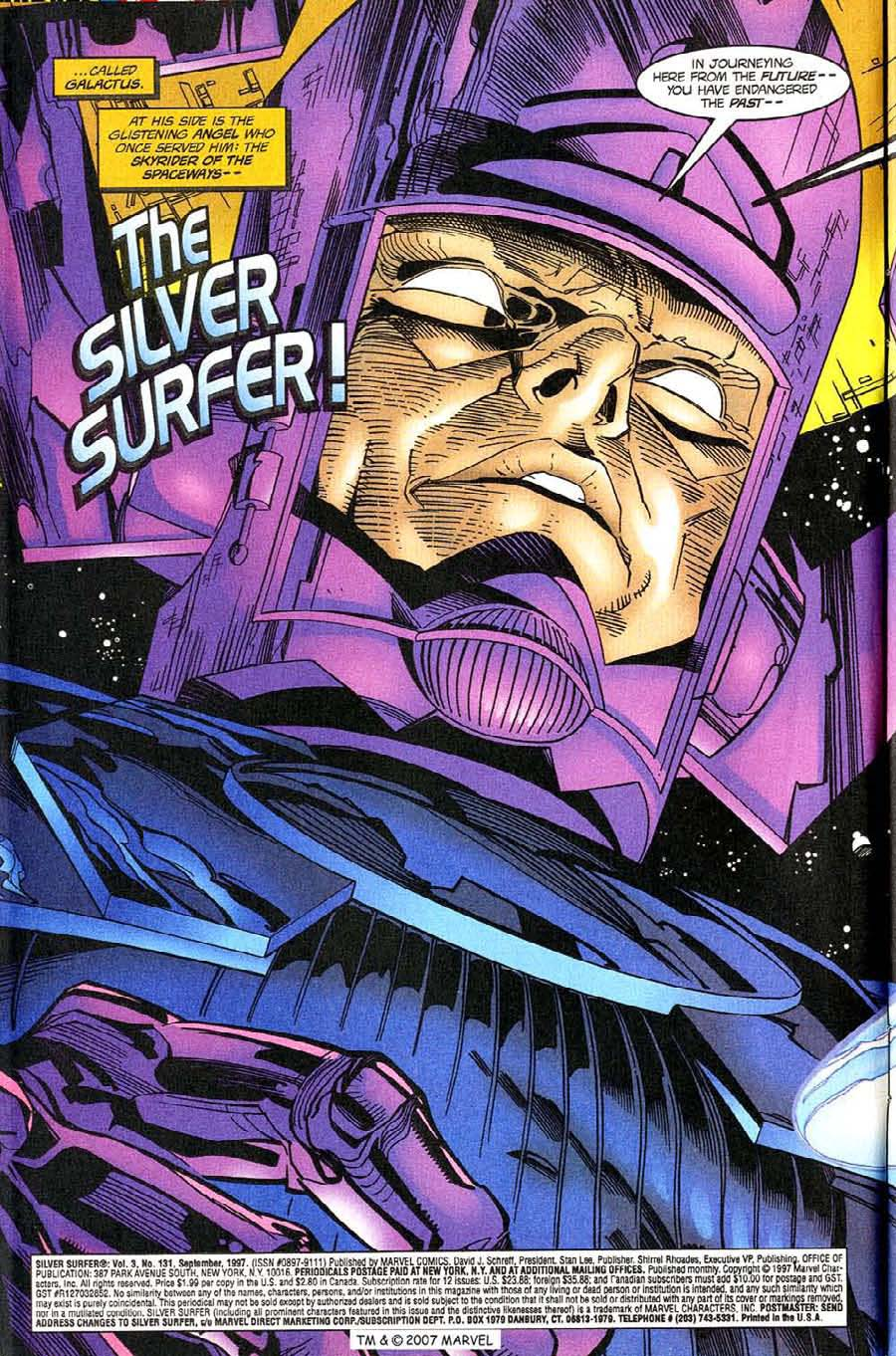 Read online Silver Surfer (1987) comic -  Issue #131 - 6