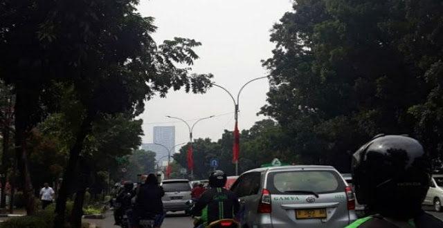 "Bendera PDIP yg Viral di Tiang Lampu Resmi yg Masang PDIP: ""Itu Keluar Dari Norma tetapi Sudah Melalui Prosedur"""