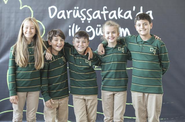 Darüşşafaka okulları giriş sınav kayıtları başladı!