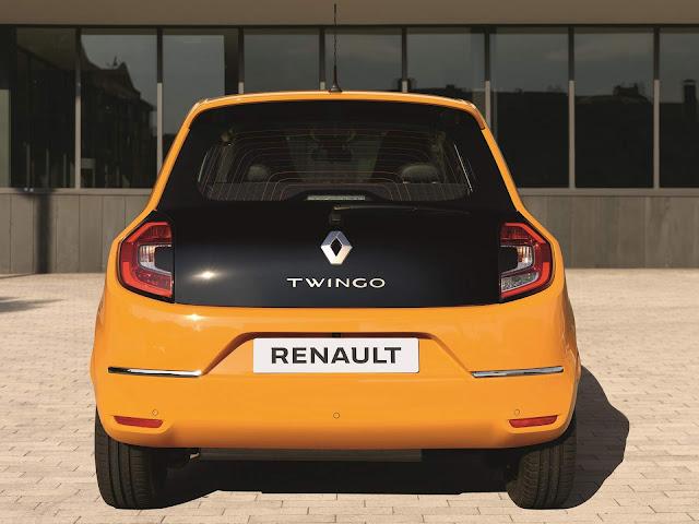 Renault Twingo 2020