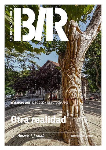 Exposición Biblioteca de la Rioja en Logroño