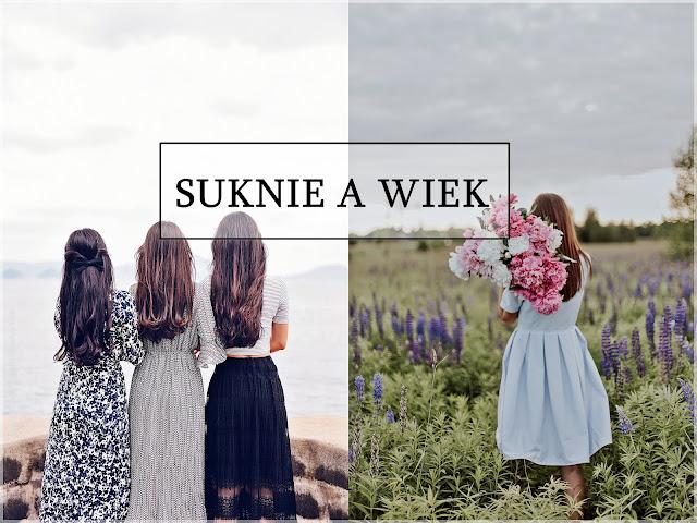 Kobiety i suknie