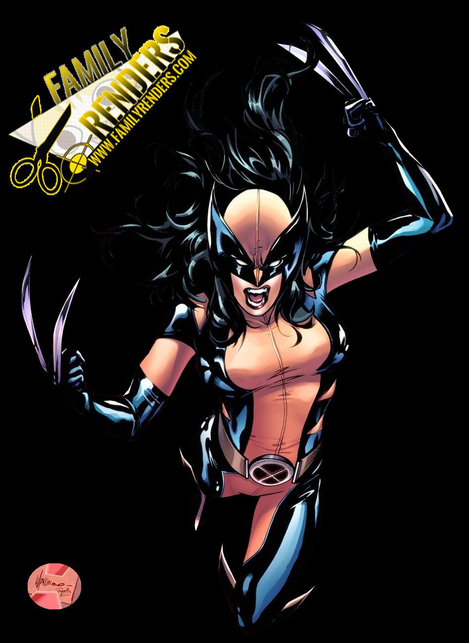 Render Wolverine