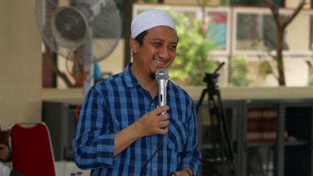 Ustadz Yusuf Mansur Harap Jokowi Dua Periode Agar Pembangunan Tak Tertunda