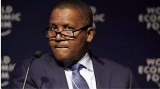 Dangote Plotting Arsenal Takeover