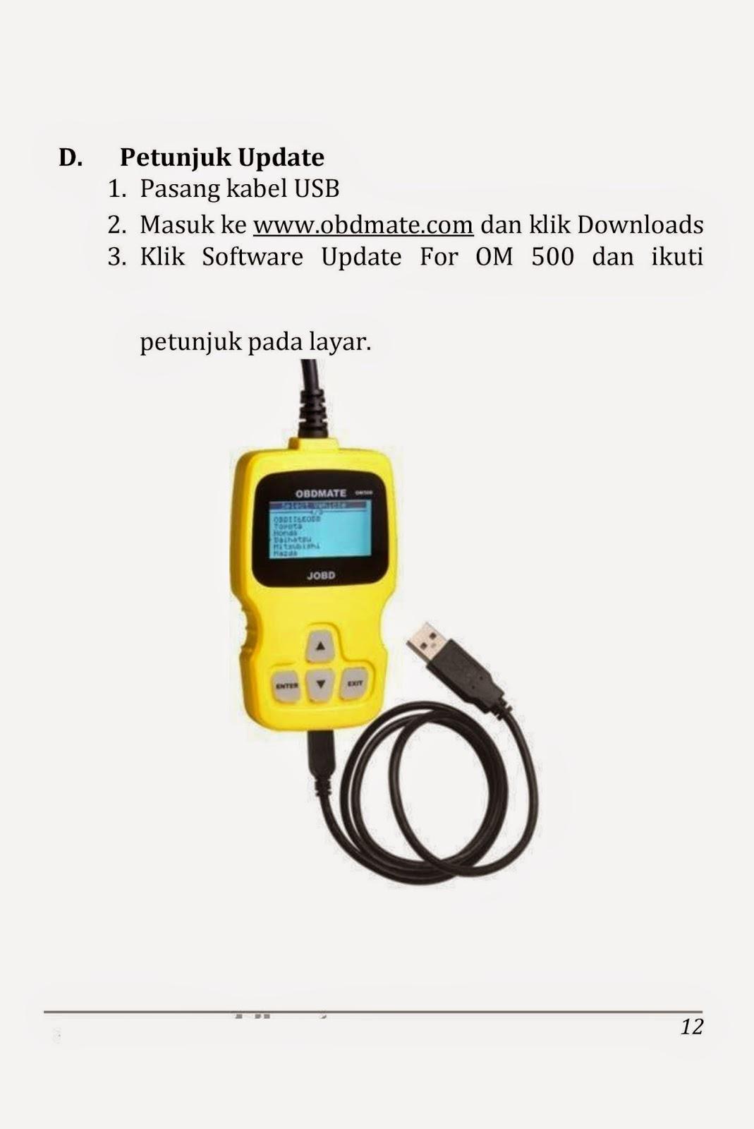 scanner mobil injeksi