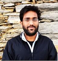 Author Shashikant Nishant Sharma