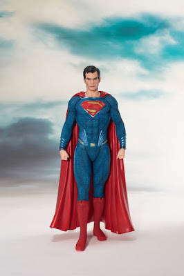 Superman ARTFX+ de Justice League - KOTOBUKIYA