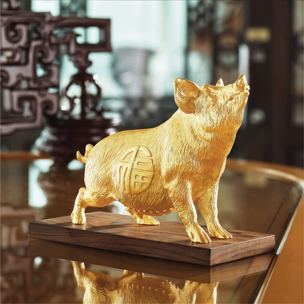 cny risis zodiac collection legend of 12 Pigs