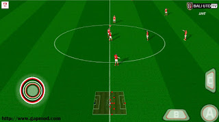 Download FTS 18 Bali United Edition Apk + Data Obb