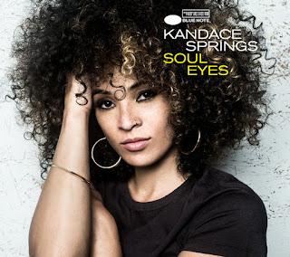 "Kandance Springs: ""Soul Eyes"" / stereojazz"