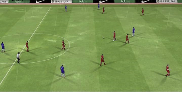 Fifa 14 Mod PES 2018 Apk for Android